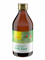 Wolfberry Goji šťáva 100% BIO 250 ml