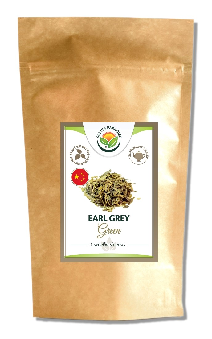 Salvia Paradise Green Earl Grey 50g