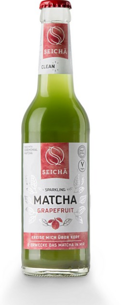 Seicha Matcha Grapefruit 330 ml