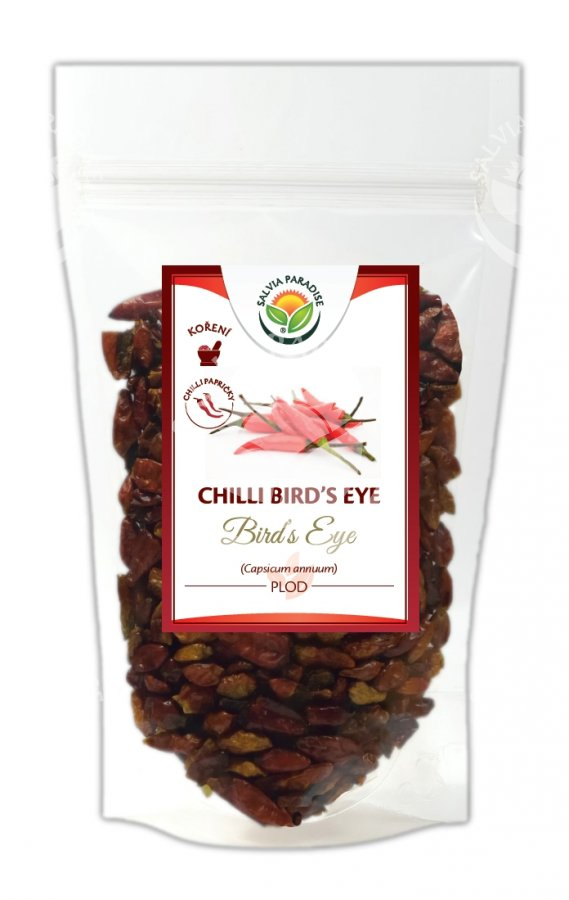 Salvia Paradise Chilli Birds Eye 50g
