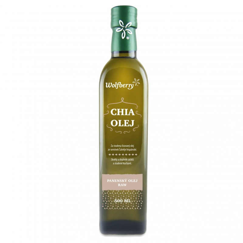 Wolfberry Chia olej 250 ml