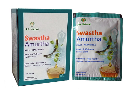 Link Natural Swastha Amurtha 7x4 g