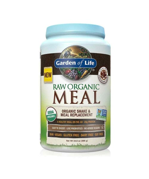 Garden of Life RAW Meal čokoláda 1017 g