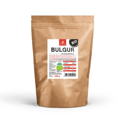 Allnature Bulgur BIO 500g