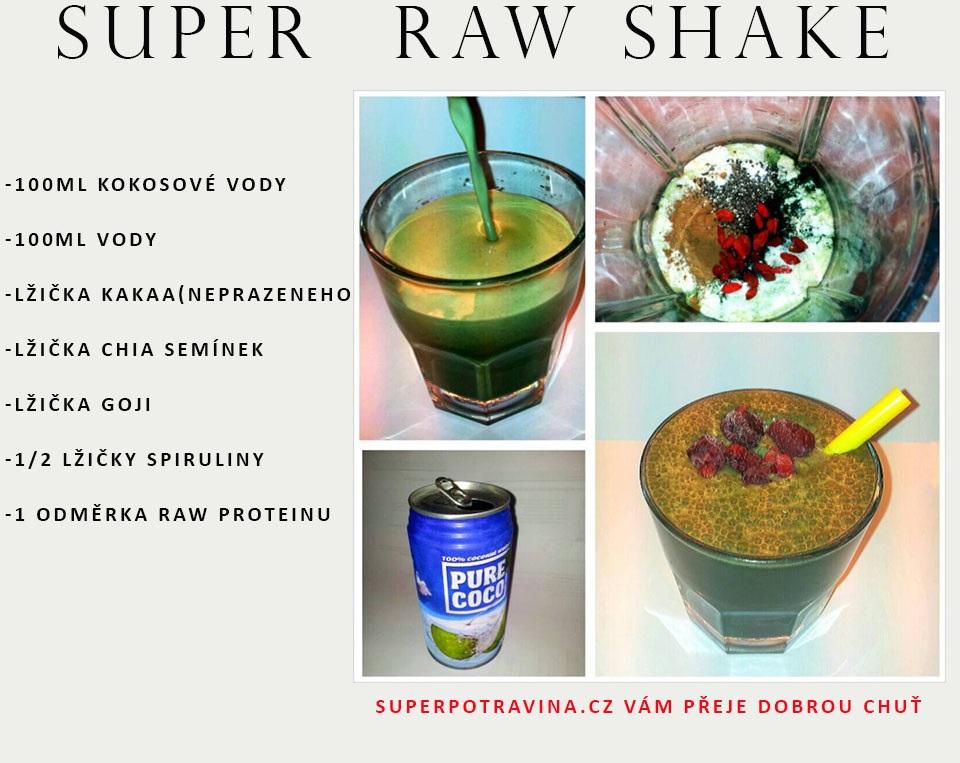 Super RAW shake